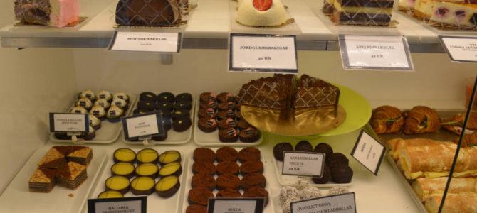 Stockholms leckerste Pralinen und Kuchen: Chokladfabriken – ein Cafe am Rande von SOFO