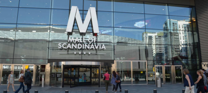 Mall of Scandinavia – das grösste Shoppingcenter Stockholms