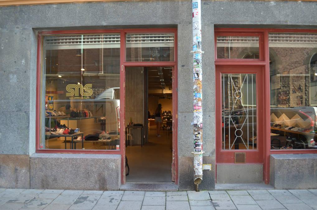 Sneakerstuff Shop