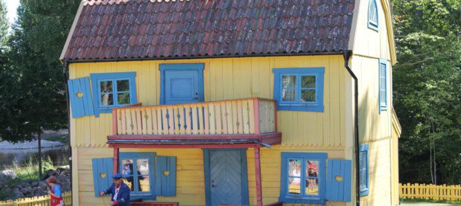 [Tagesausflug]Die Astrid Lindgrens Welt in Vimmerby – erlebe die Welt von Pippi, Michel, Karlsson & Co.