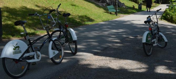 Citibikes – Fahrräder leihen in Stockholm – die Saison 2018 ist eröffnet