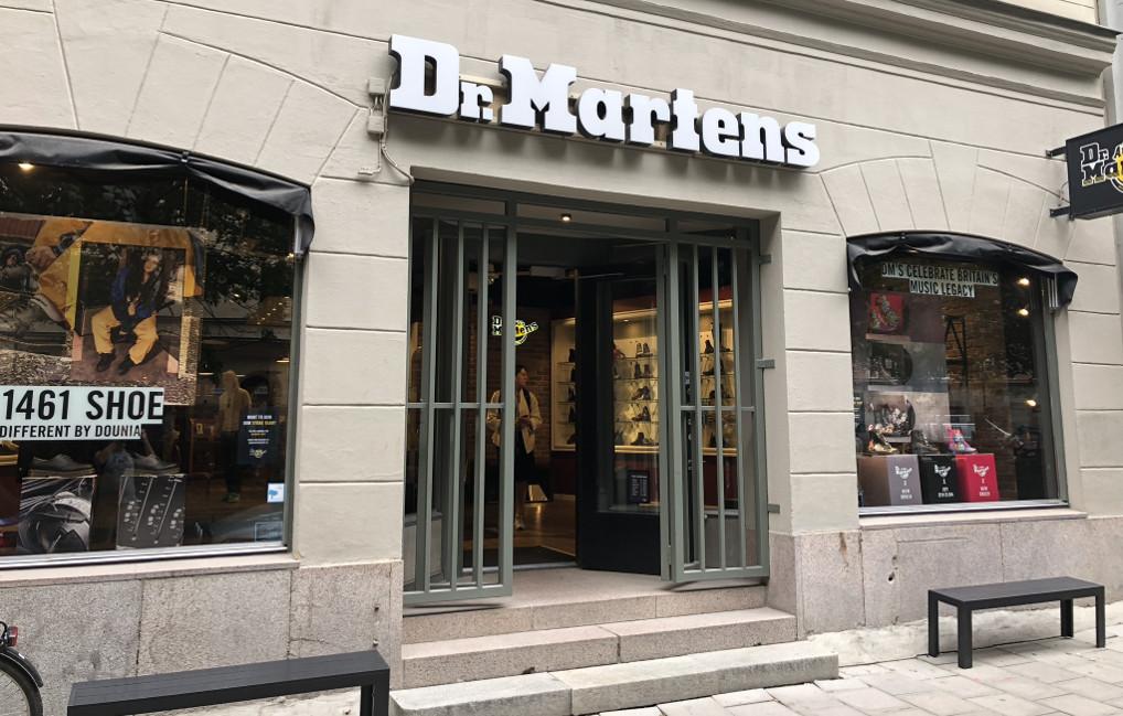 Dr Martens Shop Stockholm