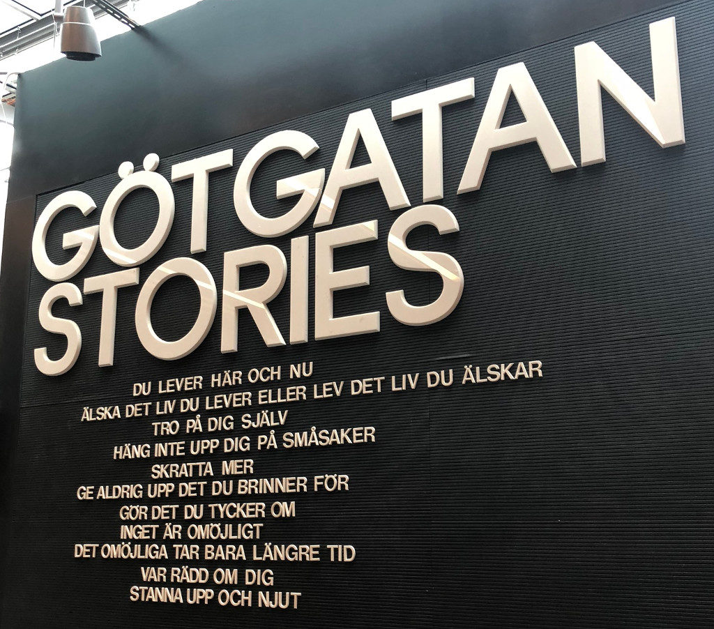 Götgatan Stories Logo
